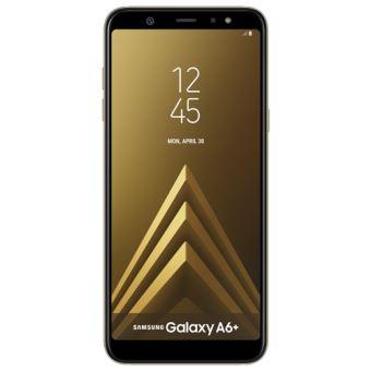 """Samsung Galaxy A6 Plus 6"""" 32GB Dorado"""
