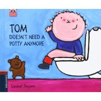 Tom doesn´t need a potty anymore