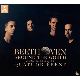 Beethoven - Around The World - Vienna Op. 59 Nos. 1&2