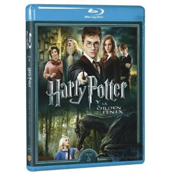 Harry Potter y la Orden del Fénix - Blu-Ray