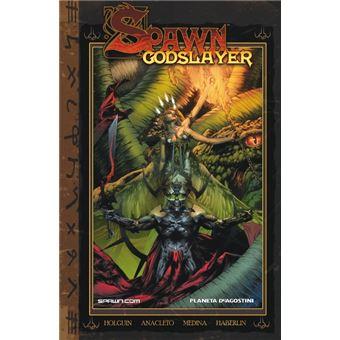 Spawn Godslayer nº 01/02