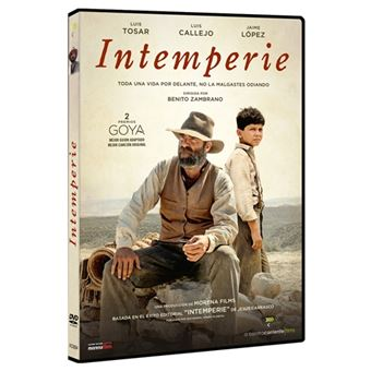 Intemperie - DVD