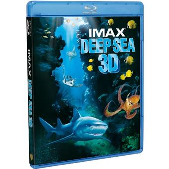 Deep Sea - Blu-Ray + 3D