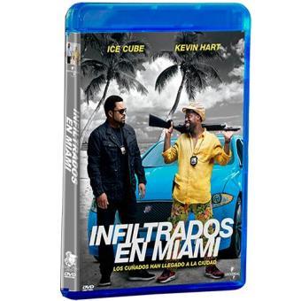 Infiltrados en Miami - DVD