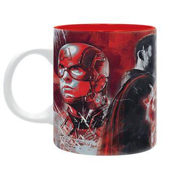 Taza de cerámica Marvel Vengadores