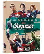Los Vengadores 2: La era de ultrón - Ed Oring - Blu-ray