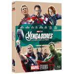 Vengadores 2: La era de Ultrón (Blu-ray) - Ed. Coleccionista
