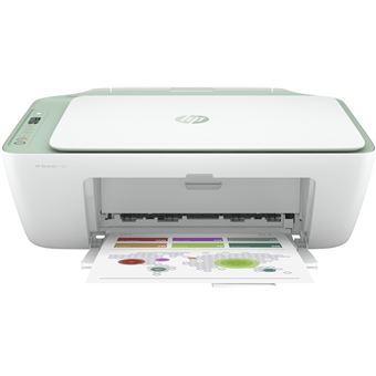 Impresora multifunción HP DeskJet 2722 Blanco