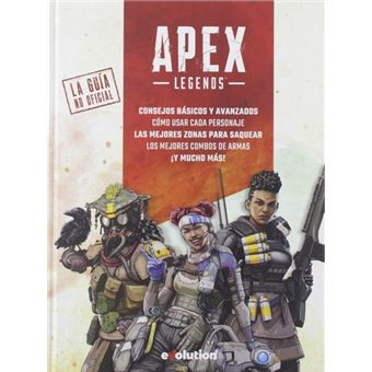 Apex legends-la guia no oficial