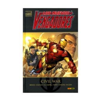 Los nuevos vengadores 5: Civil War