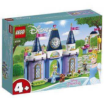 LEGO Disney Princess 43178 Fiesta en el Castillo de Cenicienta