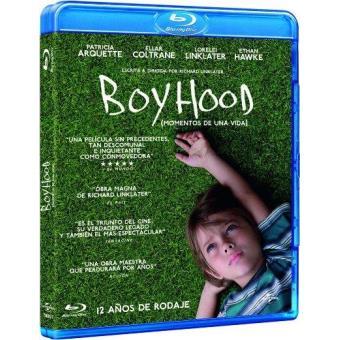 Boyhood. Momentos de una vida - Blu-Ray