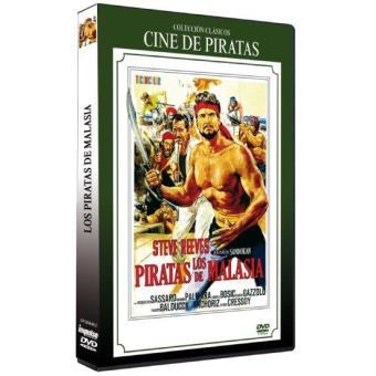 Los piratas de Malasia - DVD