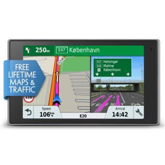 Navegador GPS Garmin DriveSmart 51 LMT-S Europa