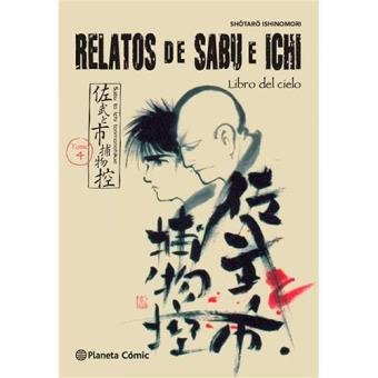 Relatos de Sabu e Ichi 4