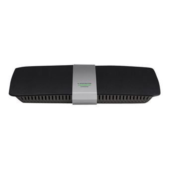 Router inalámbrico Smart Wi-Fi de doble banda AC1200+  Linksys EA6350-EJ