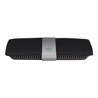 Router inalámbrico Smart Wi-Fi de doble banda AC1200+  Linksys EA6350-EJ