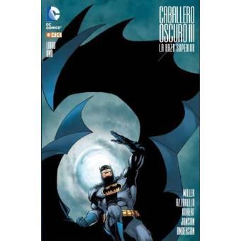Batman. Caballero Oscuro III. La raza superior. Libro 1 - Portada exclusiva Fnac