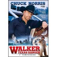 Walker Texas Rangers - Temporada 1 - DVD
