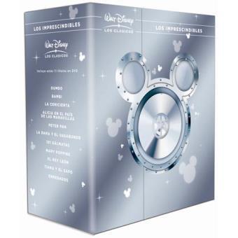 Pack Los clásicos de Disney: Los imprescindibles - DVD
