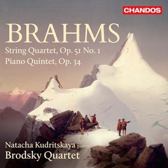 Brahms - String Quartet & Piano Quintet