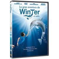 La gran aventura Winter el delfín - DVD