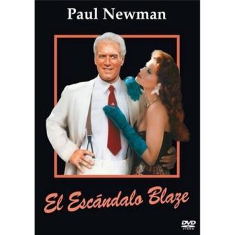 El escándalo Blaze - DVD