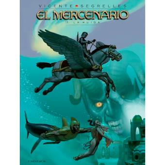 El Mercenario 11: La huida