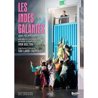 Rameau: Les Indes galantes (DVD)