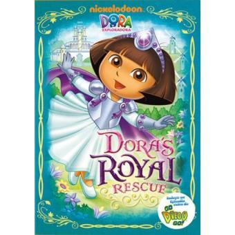 Dora, la exploradora: Al rescate real - DVD