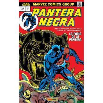 Pantera negra Vol. 1 Marvel Omnibus