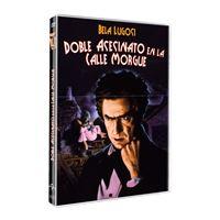 El doble asesinato en la calle Morgue - DVD