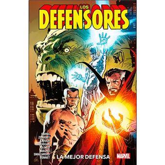 Los defensores - La mejor defensa