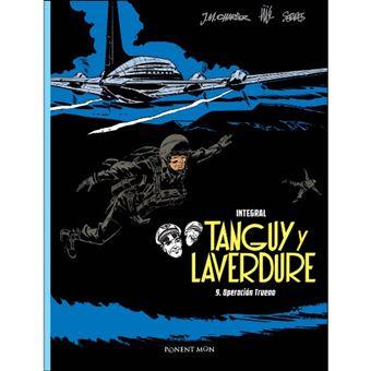 Tanguy y Laverdure - Integral 9: Operación trueno