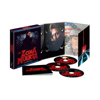 La zona muerta -  Ed coleccionista en Blu-ray