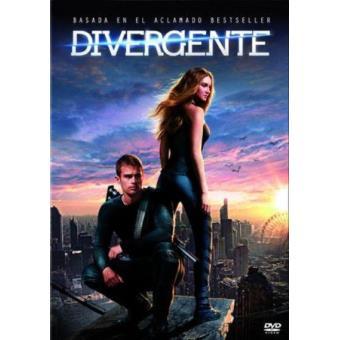 Divergente - DVD