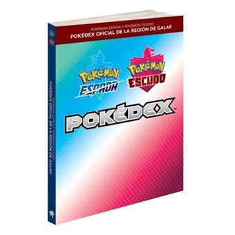 Pokémon Espada y Pokémon Escudo: Pokédex oficial de la región de Galar
