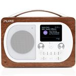 Radio Bluetooth Pure Evoke H4 Nogal
