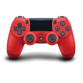 Mando DualShock 4 Rojo  V2 PS4