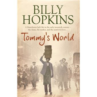 Tommy's World (The Hopkins Family Saga, Book 1)