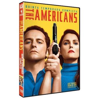 The Americans - Temporada 5 - DVD