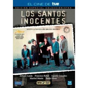 Los santos inocentes Ed. Especial - DVD