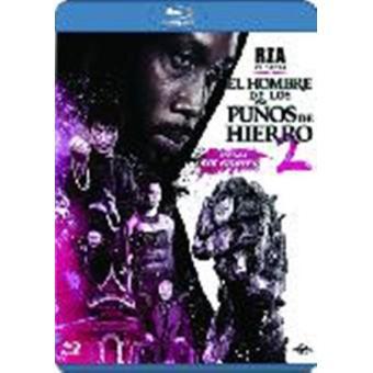 El hombre de los puños de hierro 2 - Blu-Ray