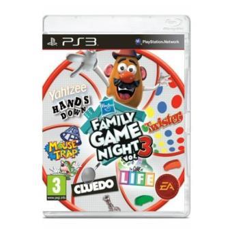 Hasbro Juegos En Familia 3 Ps3 Para Los Mejores Videojuegos Fnac