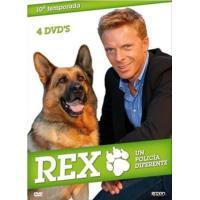 Pack Rex, un policía diferente (10ª Temporada) - DVD