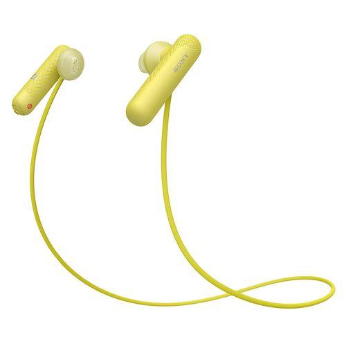 Auriculares BLuetooth Sony WI-SP500Y Amarillo