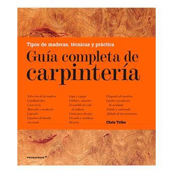 Guía completa de carpintería