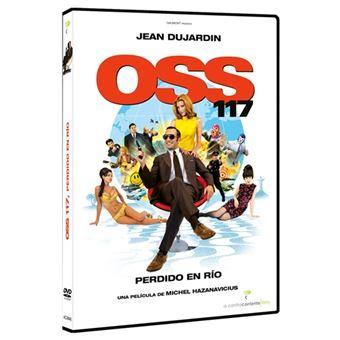 OSS 117, perdido en Río - DVD