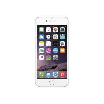 Apple iPhone 6 - plata - 4G LTE - 16 GB - GSM - teléfono inteligente