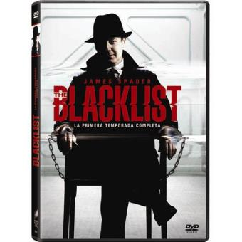 The Blacklist Temporada 1 - DVD